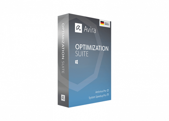 Avira Optimzation Suite