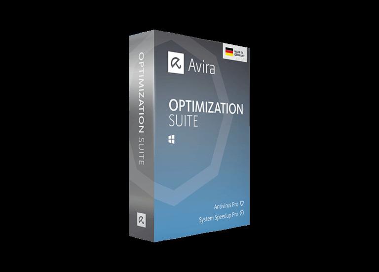 Avira Optimzation Suite