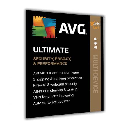 AVG Ultimate 2020