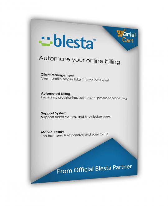 Cheap Blesta Licenses