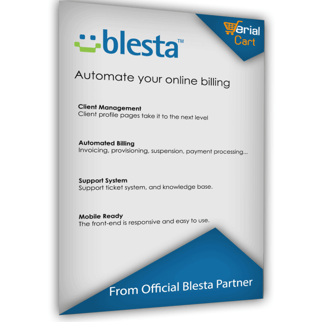 Cheap Blesta Licenses