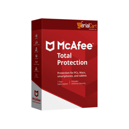 McAfee Total Protection Discount Coupon Code