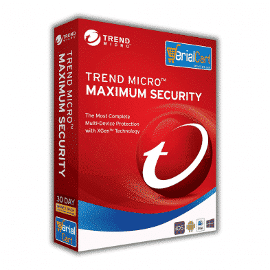 buy Trend Micro Maximum Security with discount