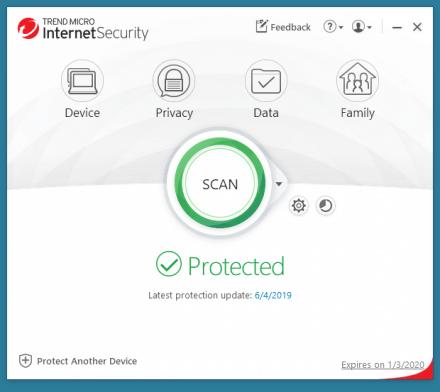 buy Trend Micro internet security 2021 discount