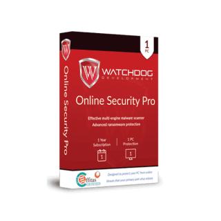 Watchdog Online Security Pro