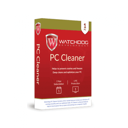 Watchdog PC Cleaner