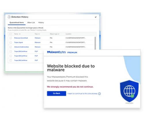 Malwarebytes online internet protection
