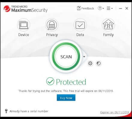 trend micro maximum security 2021 discount